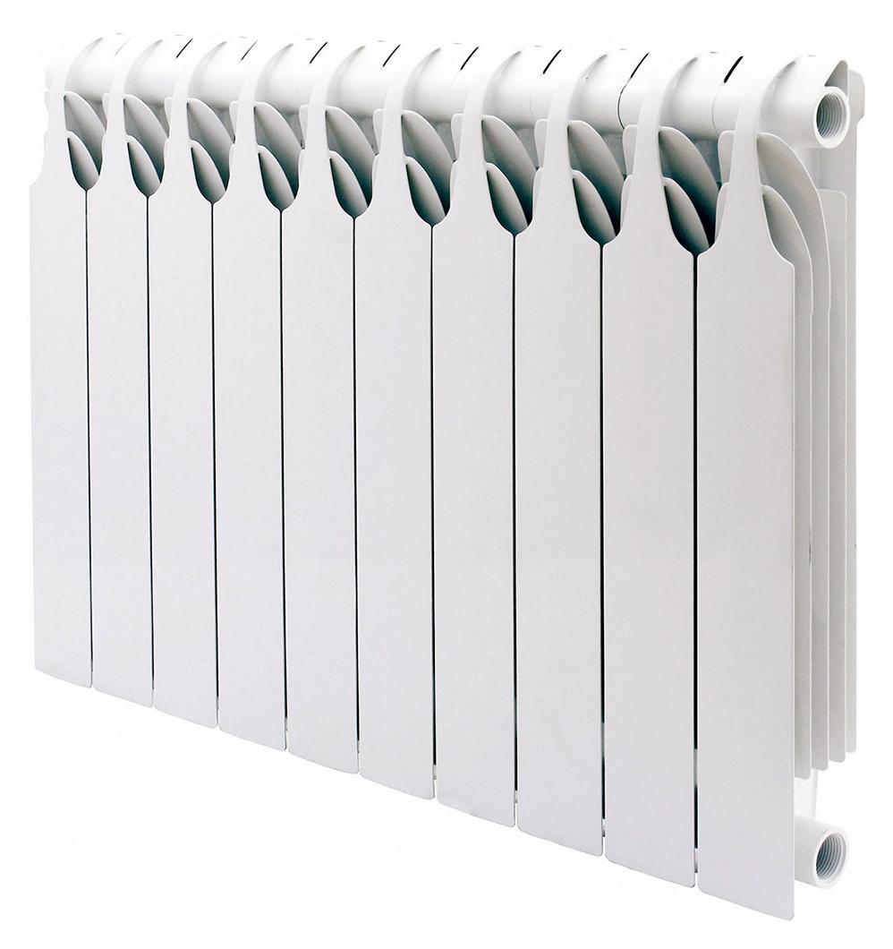 Биметаллические и алюминиевые радиаторы отопления sira