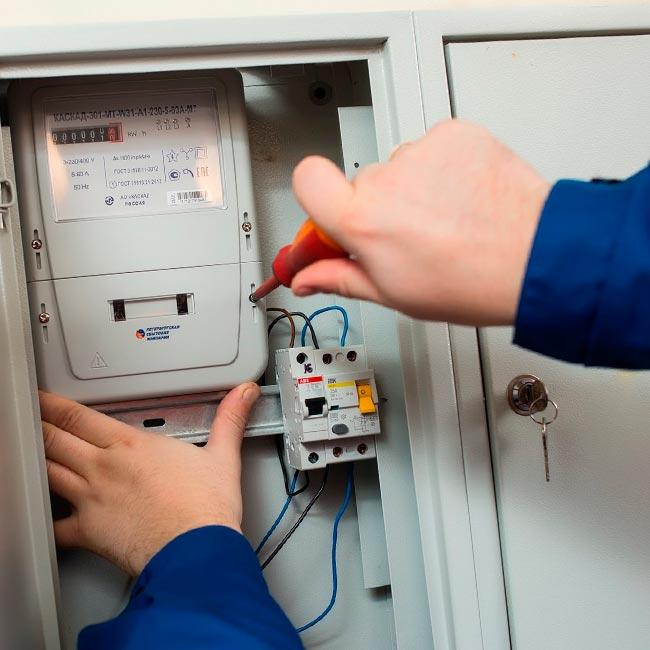 Заменить электросчетчик - сроки годности и правовые аспекты. порядок замены счетчика в квартире или доме по закону