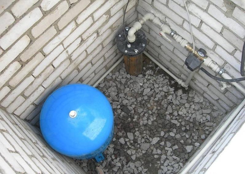Правила обустройства автономной системы водоснабжения частного дома из скважины