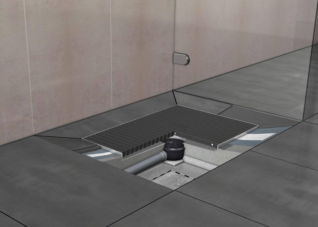 Уровень слива ванны и канализации разный - что делать