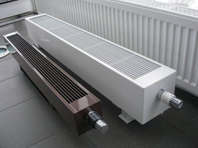 Отопление дома конвекторами: электрический, водяной и газовый   инженер подскажет как сделать