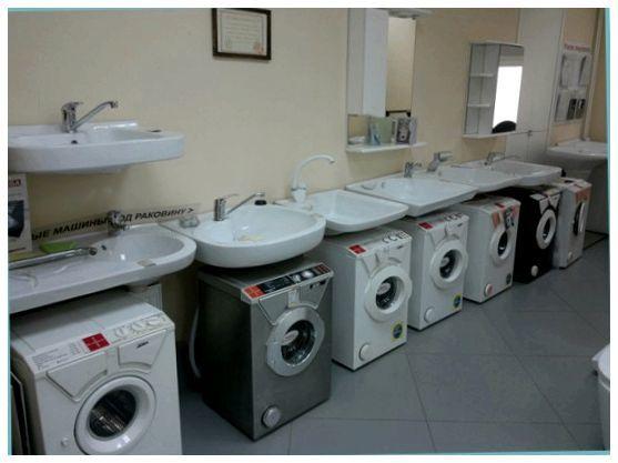 Плюсы и минусы установки раковины над стиральной машиной | плюсы и минусы