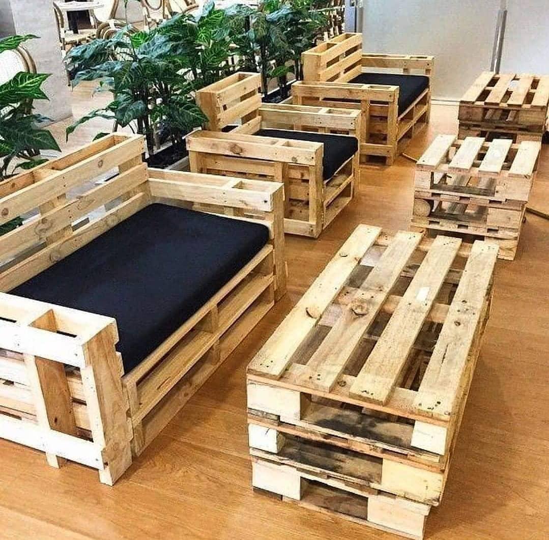 Диван из поддонов – изготовление дивана из поддонов и декоративное оформление конструкций (133 фото)