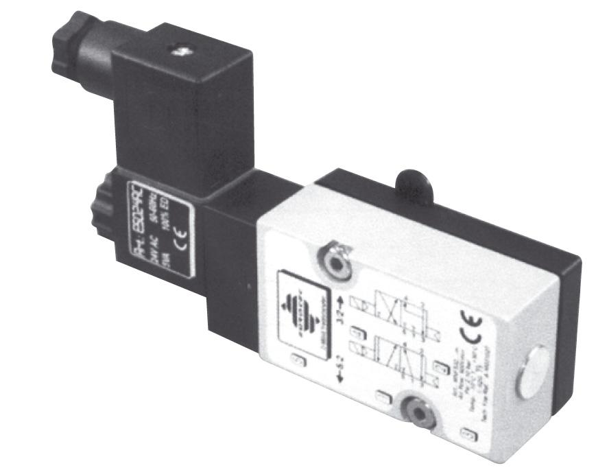 Соленоидный электромагнитный клапан: характеристика устройства