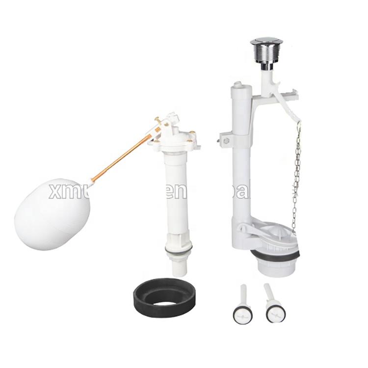 Клапан для унитаза: поплавковый, поршневой, мембранный