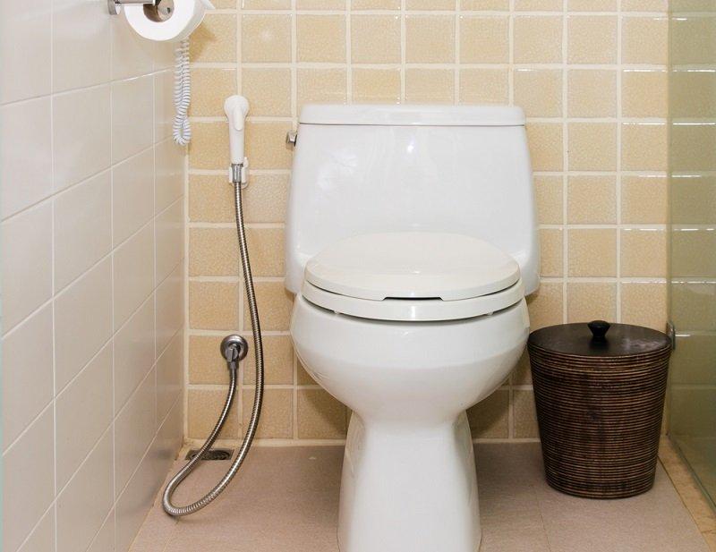 Гигиенический душ (106 фото): высота вариантов со смесителем для унитаза, как пользоваться в туалете, продукция migliore