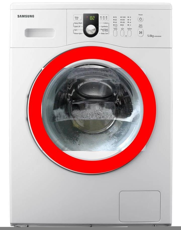 Как принудительно слить воду из сломанной стиральной машины