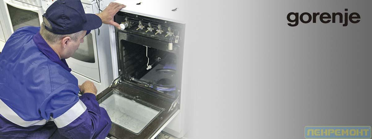 Ремонт газовых духовых шкафов: популярные поломки газовых духовок и методы их ремонта