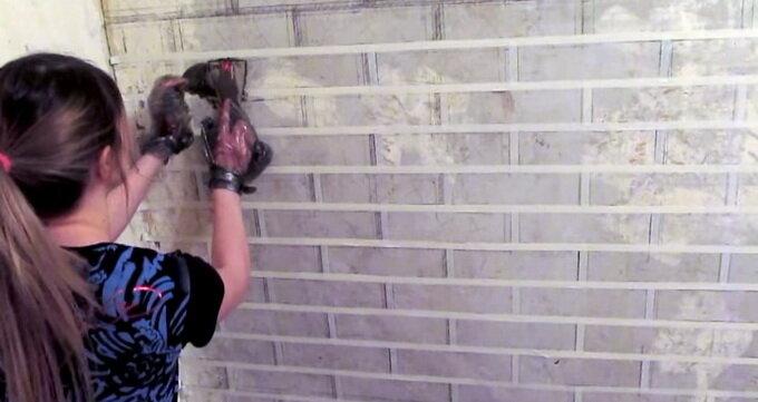 Имитация кирпича для внутренней отделки (113 фото): как сделать имитацию кирпичной кладки для стен своими руками?