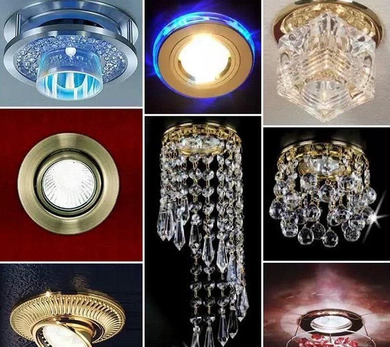 Выбираем лучшие точечные светильники - 115 фото лучших моделей 2019 года и варианты их применения