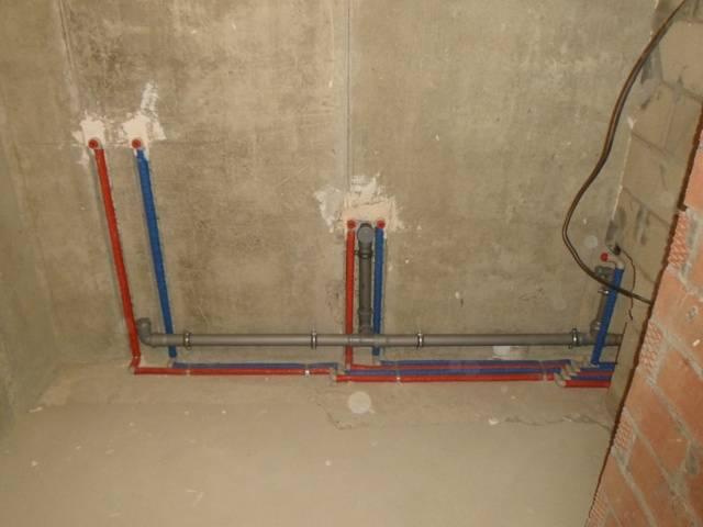 Инженерные коммуникации в квартире, холодное и горячее водоснабжение, электромонтаж электрика, отопление, спецификация на подключение приборов, вентиляция в жилом доме, александр селин
