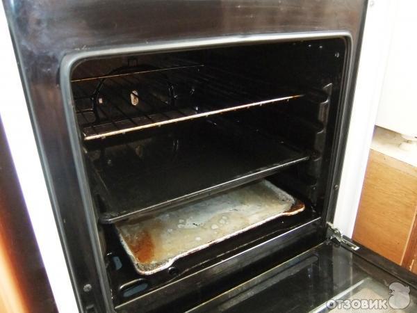 Что делать если в духовке подгорает верх или низ - выясняем причины и находим решения