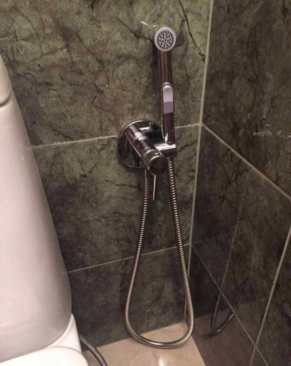 Как выбрать гигиенический душ: виды гигиенического душа, обзор популярных производителей