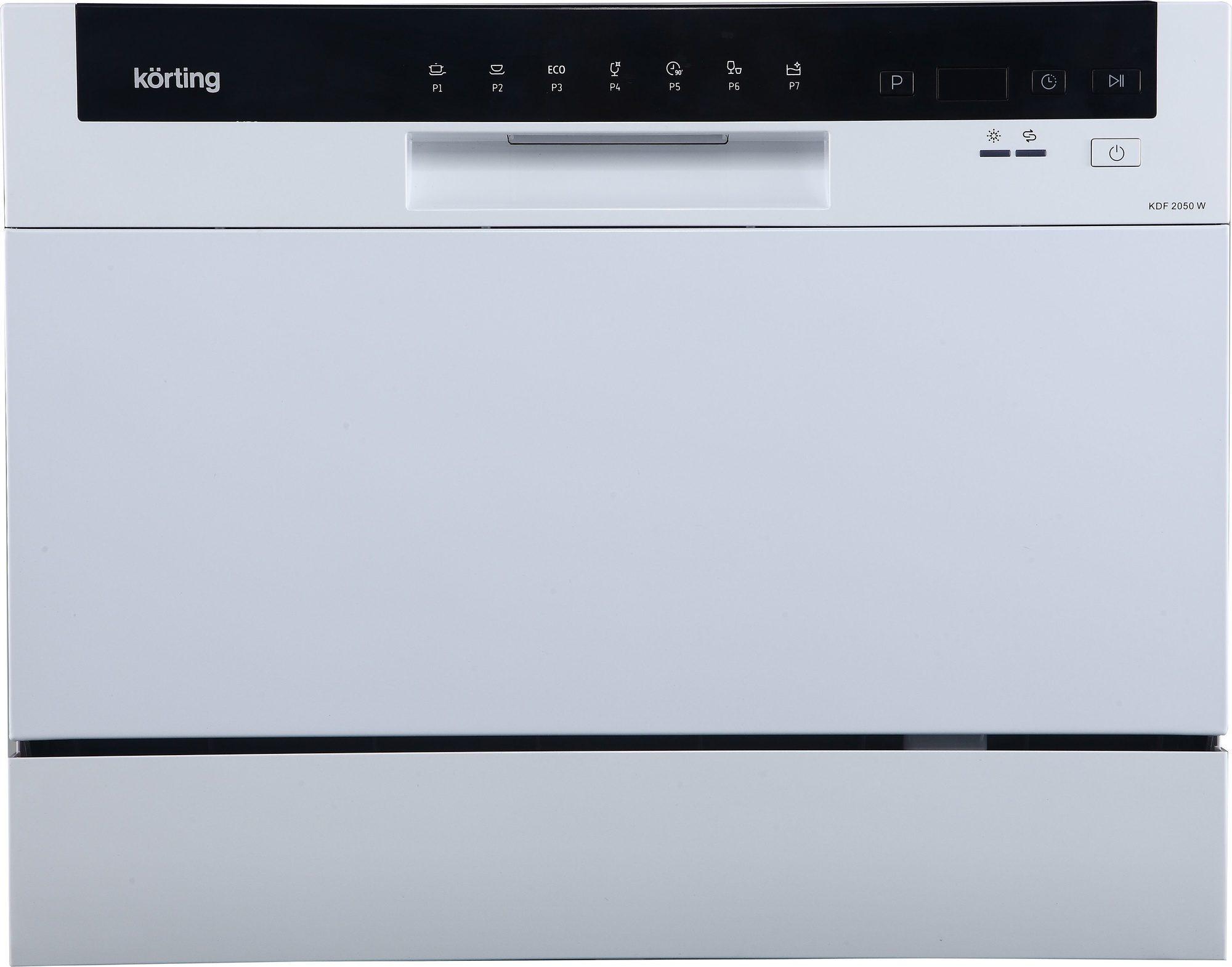 Посудомоечная машина korting kdf 2050 w: отзывы и обзор