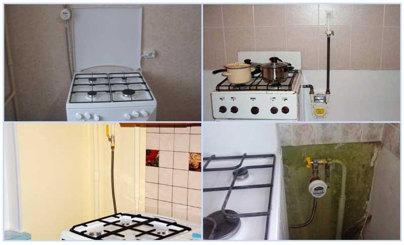 Установка встраиваемого духового газового шкафа своими руками, как подключить газовую духовку (фото, видео) » интер-ер.ру