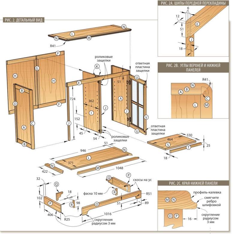 Шкаф на балкон своими руками — как сделать шкафчик на лоджию шкаф на балкон своими руками — как сделать шкафчик на лоджию