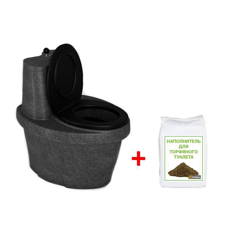 Сравнительный обзор наполнителей для торфяных туалетов - точка j