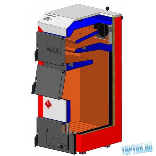 Дровяные котлы для отопления частного дома: рейтинг ТОП-10 моделей и советы по подбору агрегата