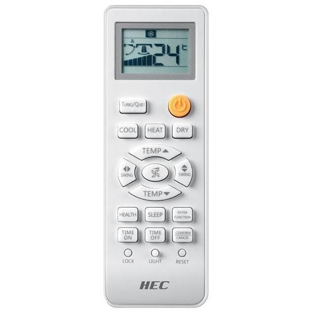 Кондиционер hec hec-07htd0103/r2