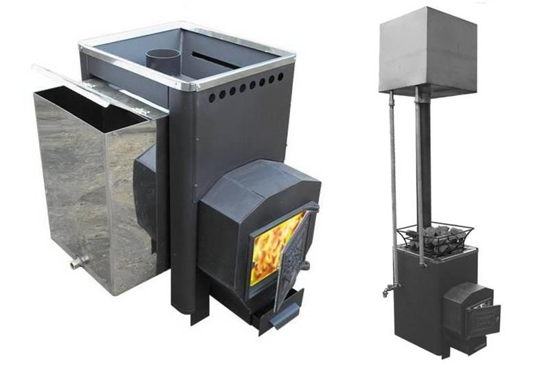 Как выбрать печь для бани на дровах: выбор самых лучших дровяных устройств, рейтинг, каким способом топить банную печку