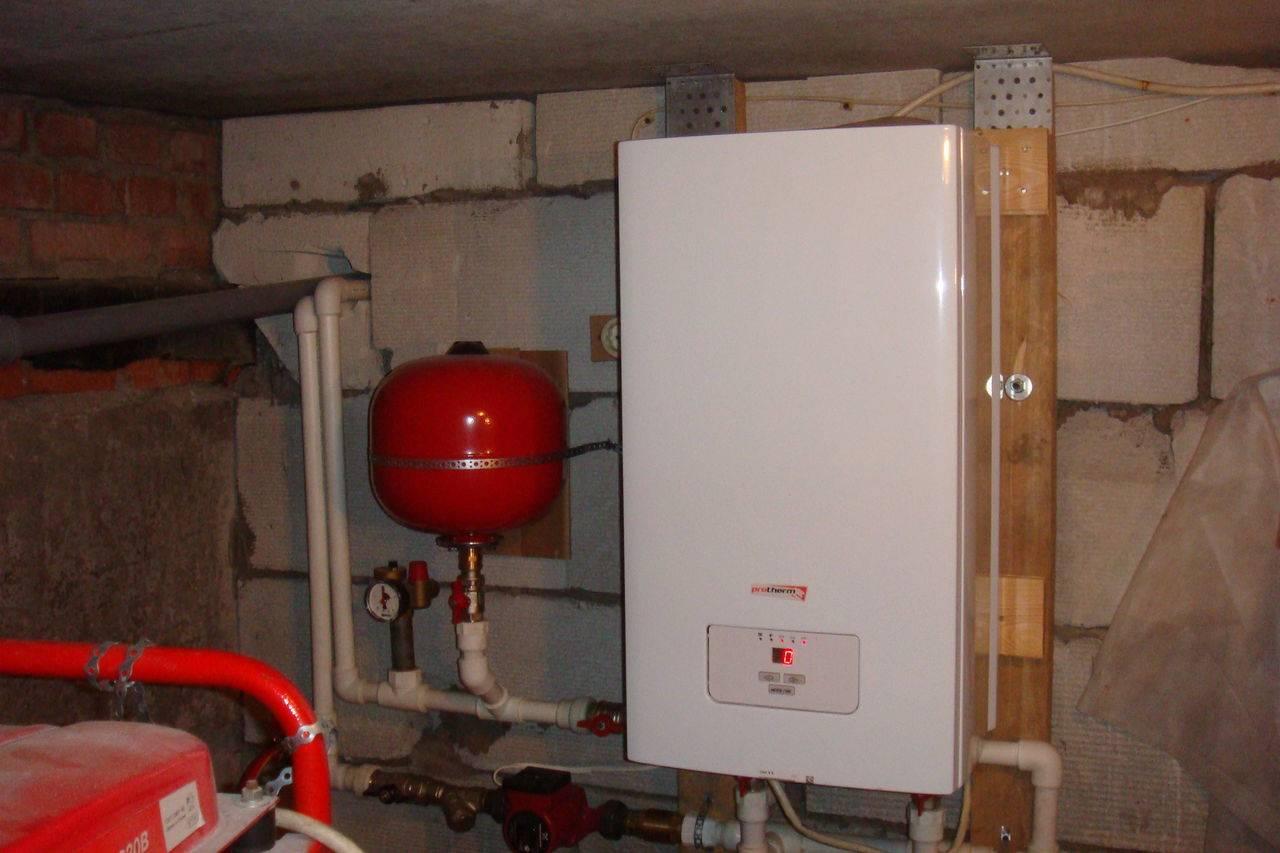 Изготовление самодельного газового котла: устройство и схема для отопления частного дома
