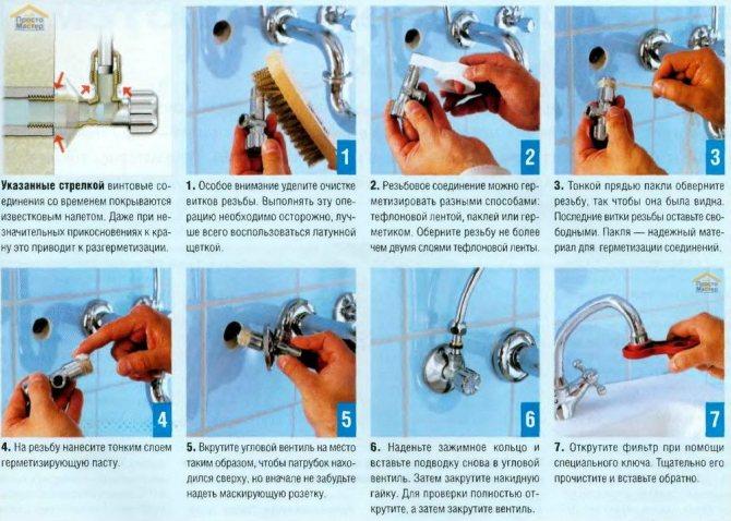 Смеситель на борт ванны с душем: описание и отзывы покупателей