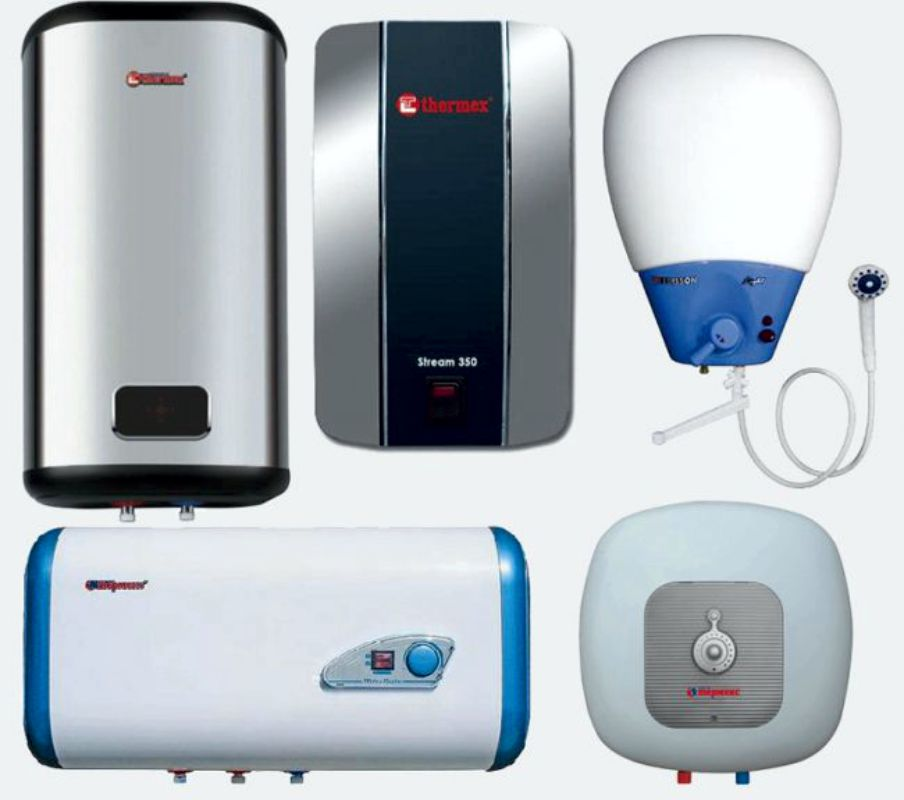 Рейтинг водонагревателей: топ-5 лучших моделей и рекомендации по их монтажу