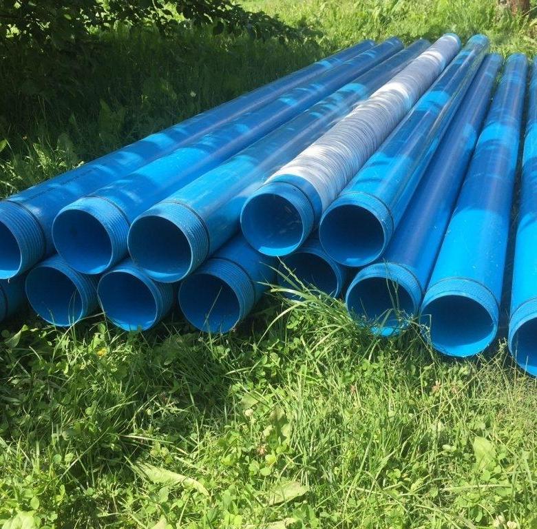 Обсадная труба для скважины на воду: что это такое и для чего нужна