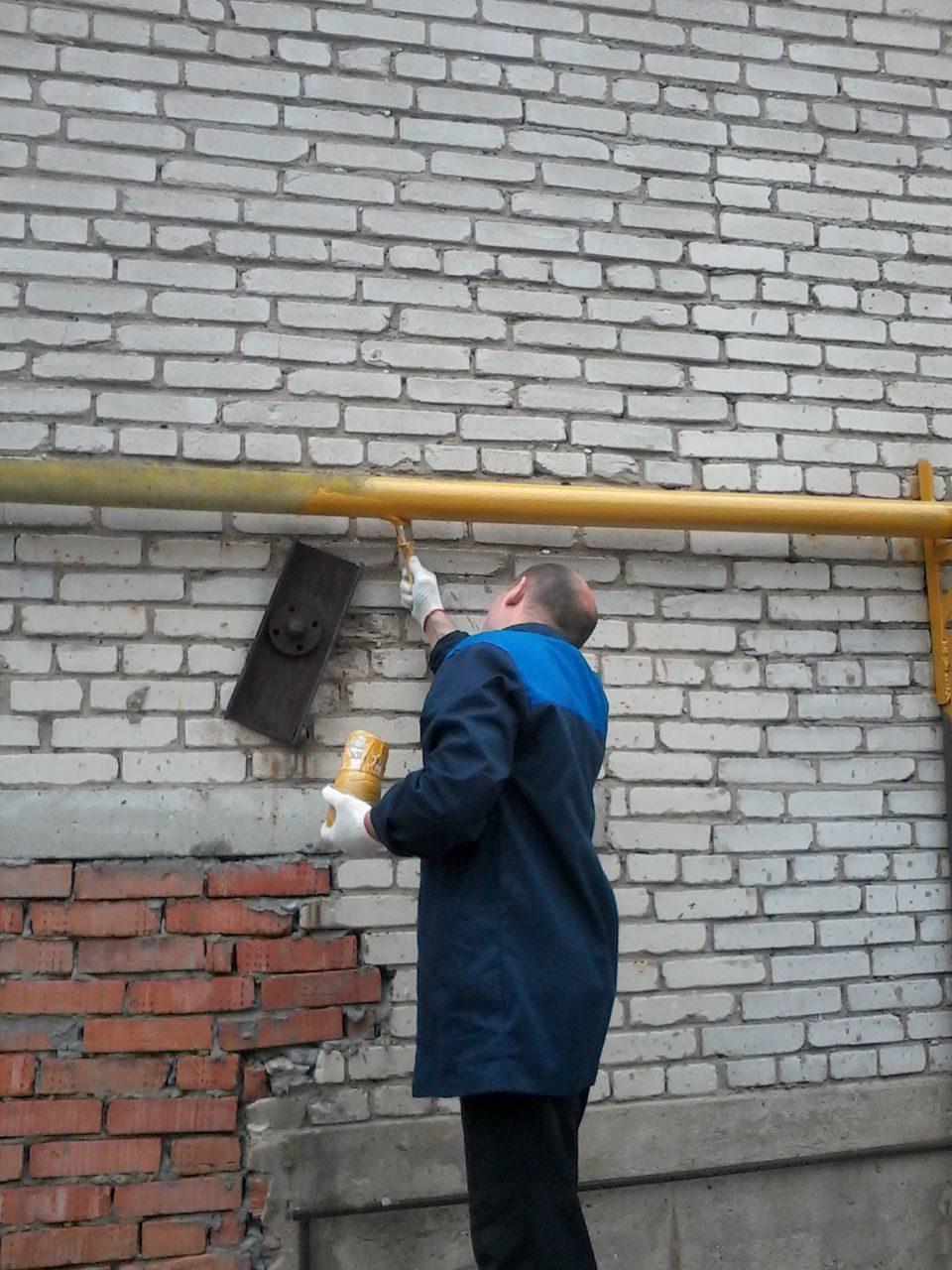 Краска для дымовых труб — выбор состава, подготовка и нанесение