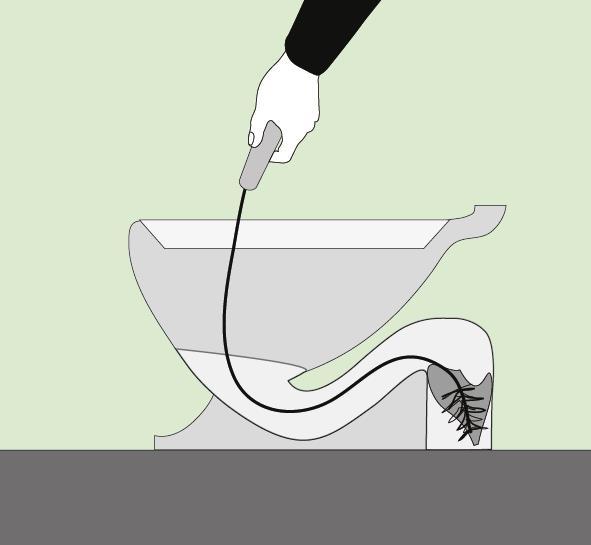 Засорился унитаз как прочистить в домашних условиях - все о канализации