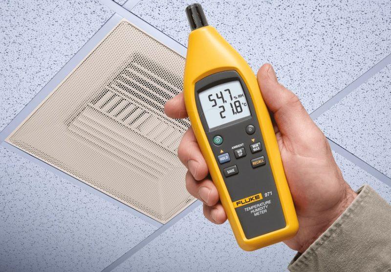 Прибор для измерения влажности воздуха и его особенности — изучаем развернуто