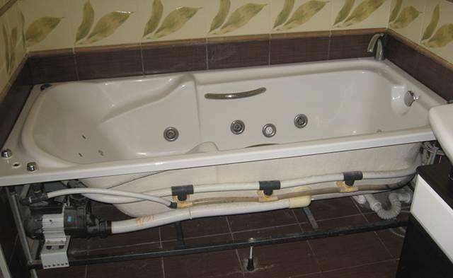 Ремонт гидромассажных ванн (джакузи) своими руками: особенности, поломки, советы