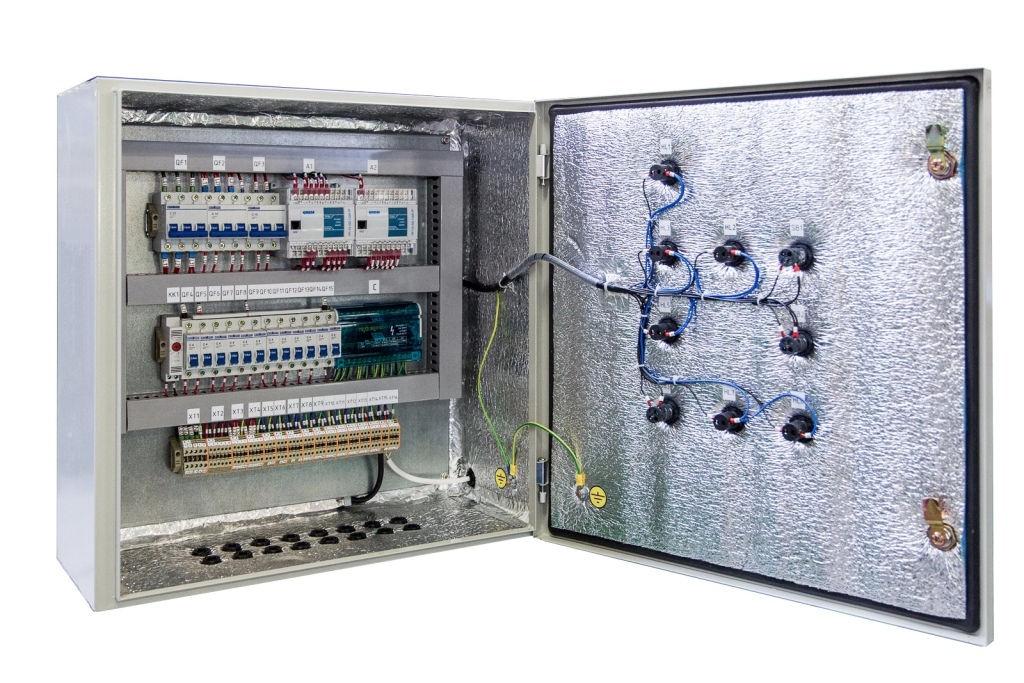 Шкафы управления насосами: схема подключения и нюансы в управлении