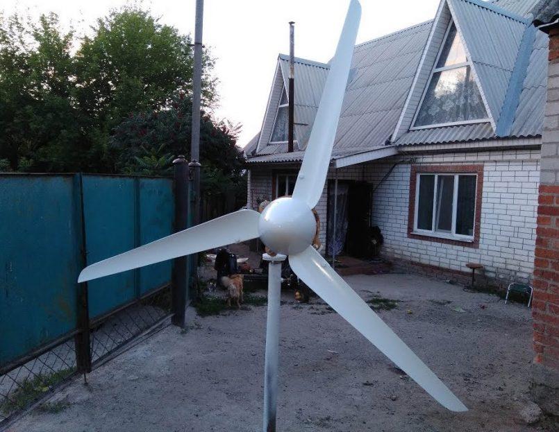Как соорудить лопасти для ветрогенератора своими руками: примеры самостоятельного изготовления лопастей для ветряка