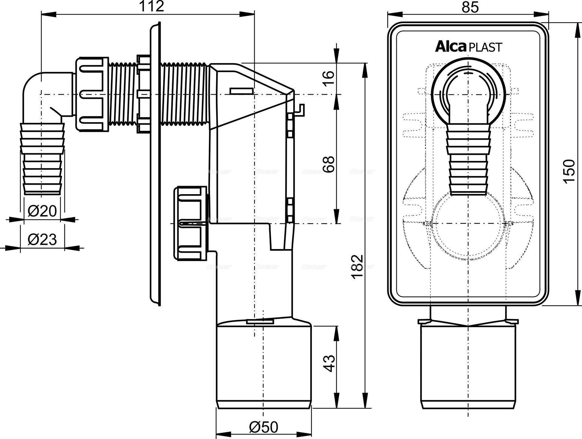 Сифон для подключения стиральной машины: назначение, виды, инструкция для новичка в этапах, советы покупателю