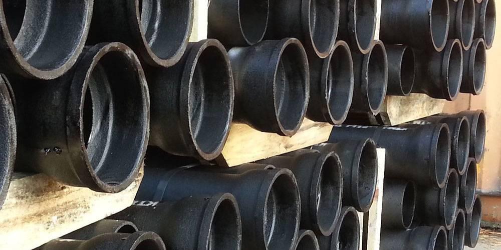 Преимущества чугунной канализации и области применения