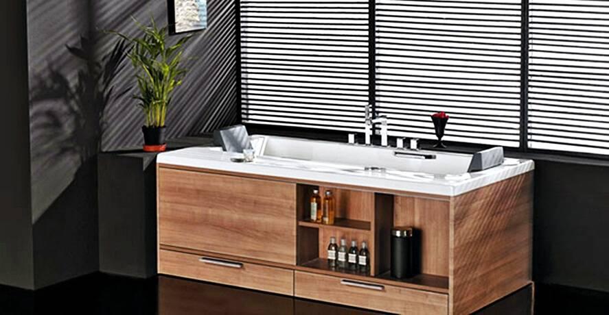 Экран для ванной — правила выбора, особенности установки и рекомендации по подбору материала (110 фото)