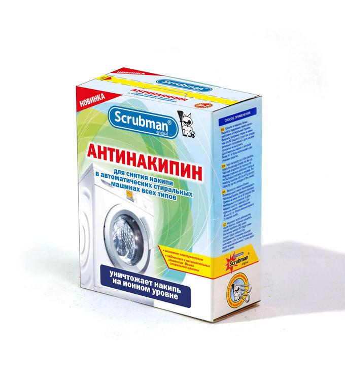 Антинакипин для стиральных машин: инструкция по применению