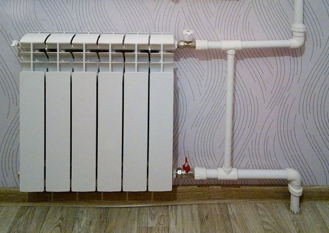 Легко справиться и самому! установка терморегулятора на радиатор отопления