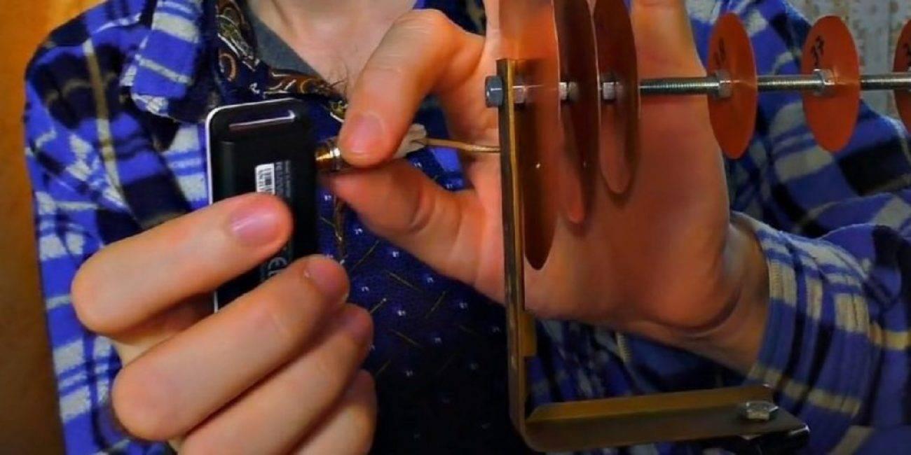 Как сделать антенну своими руками для телевизора: простые идеи