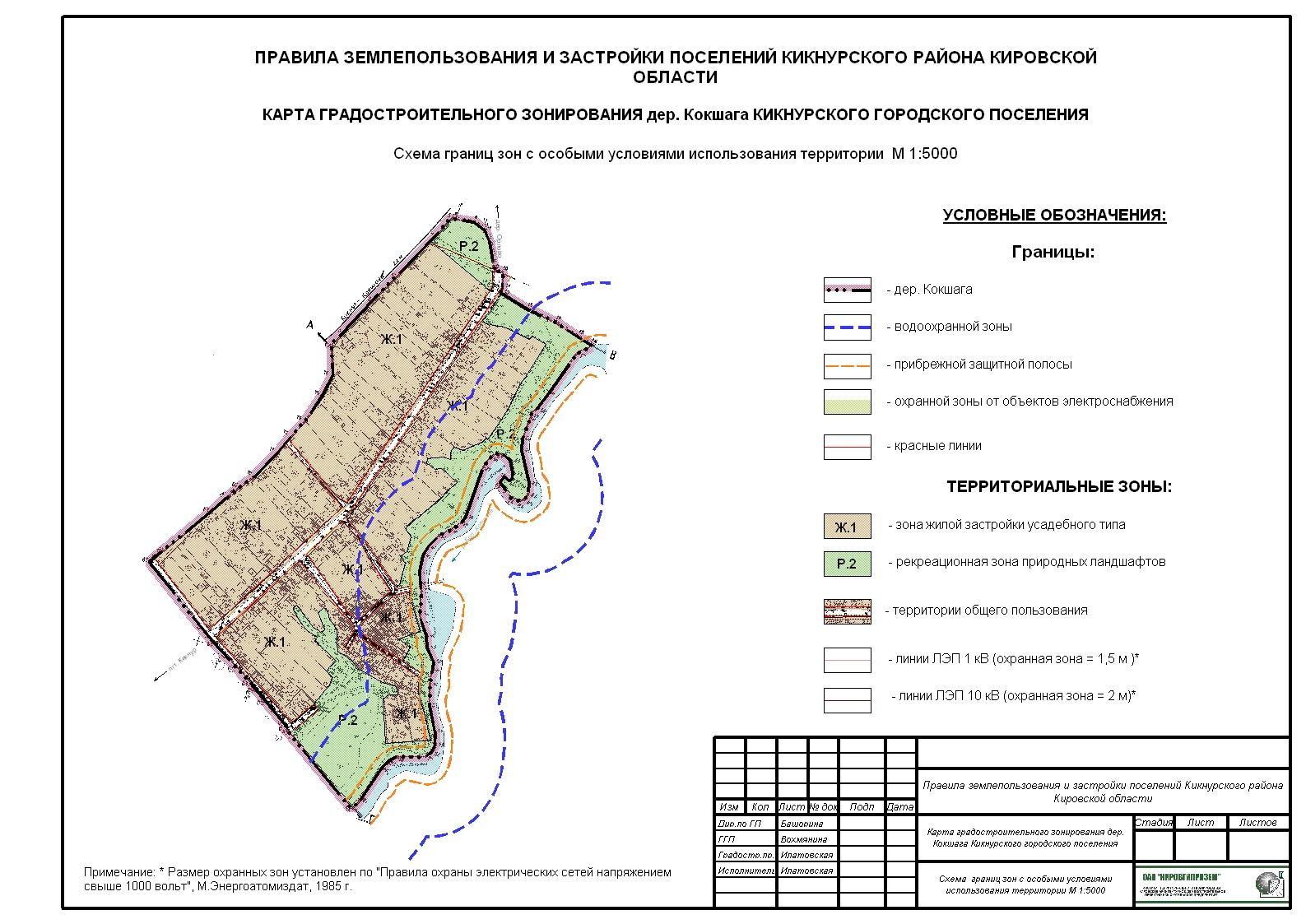 Охранная зона водопровода: нормативы границ и пояса охраны - точка j