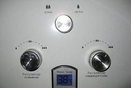 Ремонт газового водонагревателя оазис   сантехника своими руками