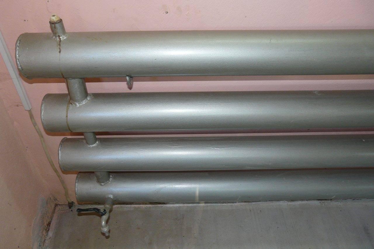 Учимся самостоятельно делать регистры и радиаторы отопления из профильной трубы
