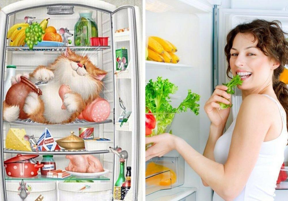 11 продуктов, которые не стоит хранить в холодильнике.