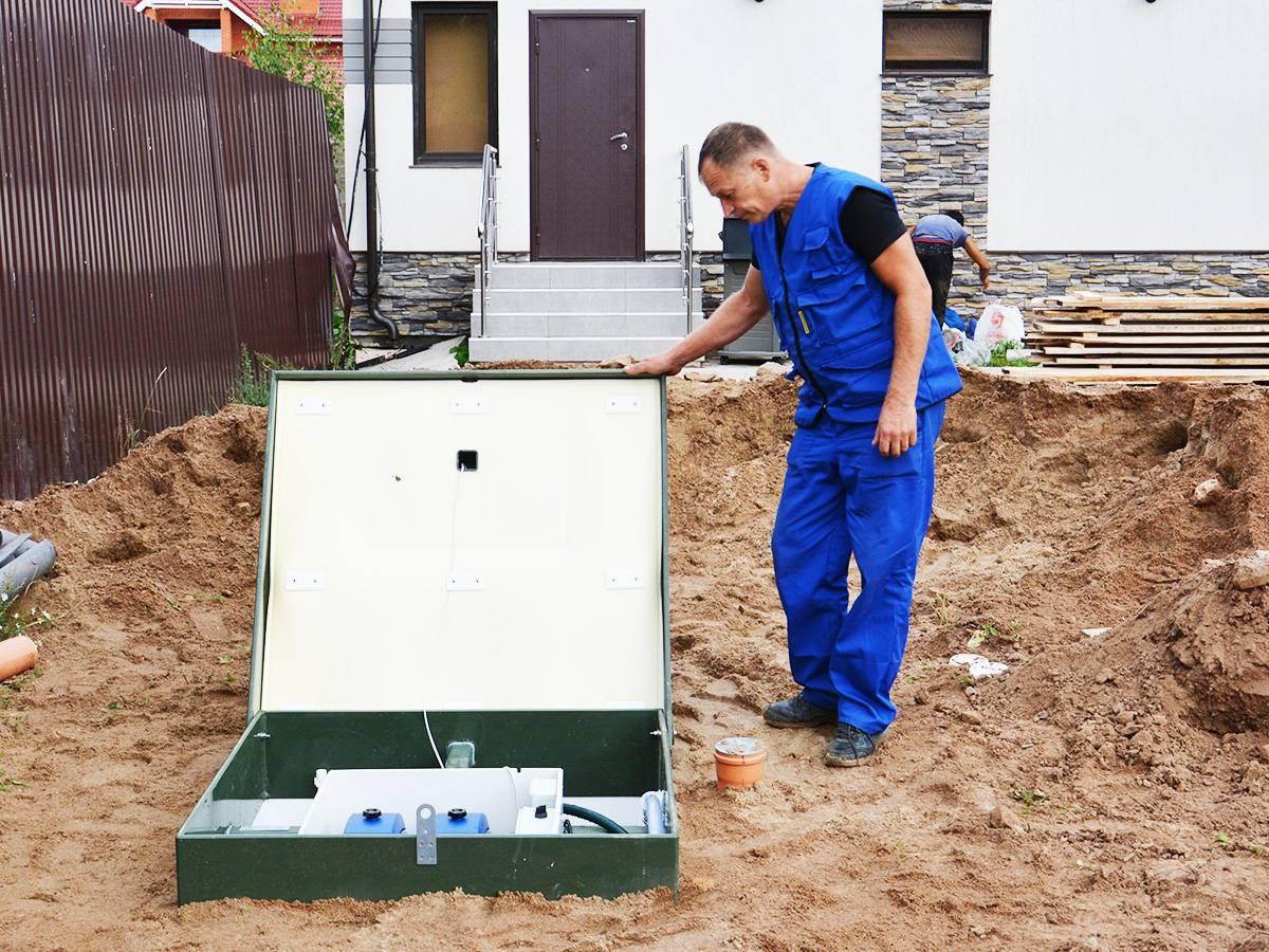 Септик топас: устройство и принцип работы очистительной системы, схема её монтажа