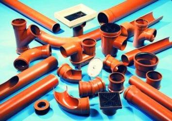 Трубы для наружной и внутренней канализации, отличия