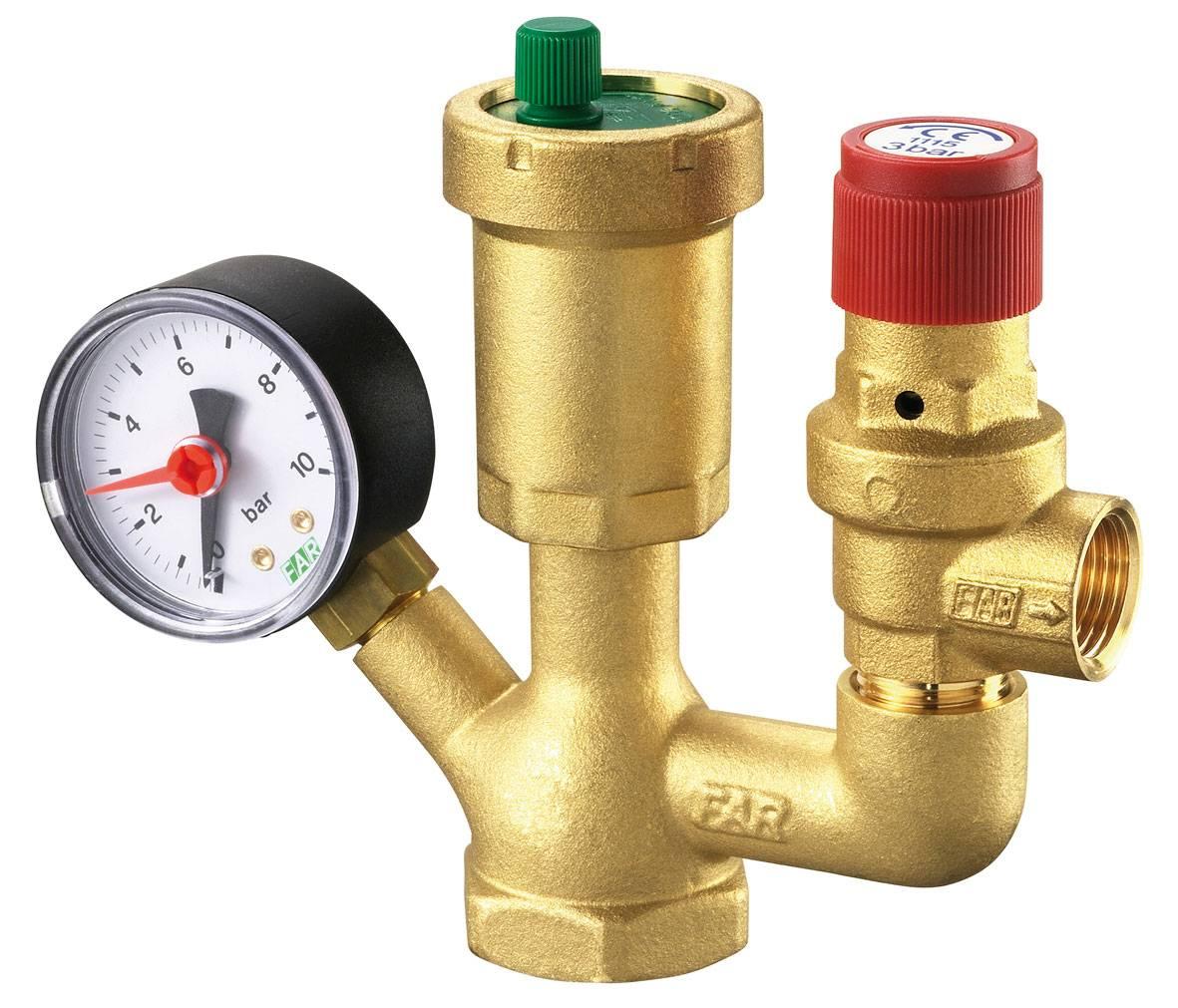 Что делать если падает давление в системе отопления и как устранить