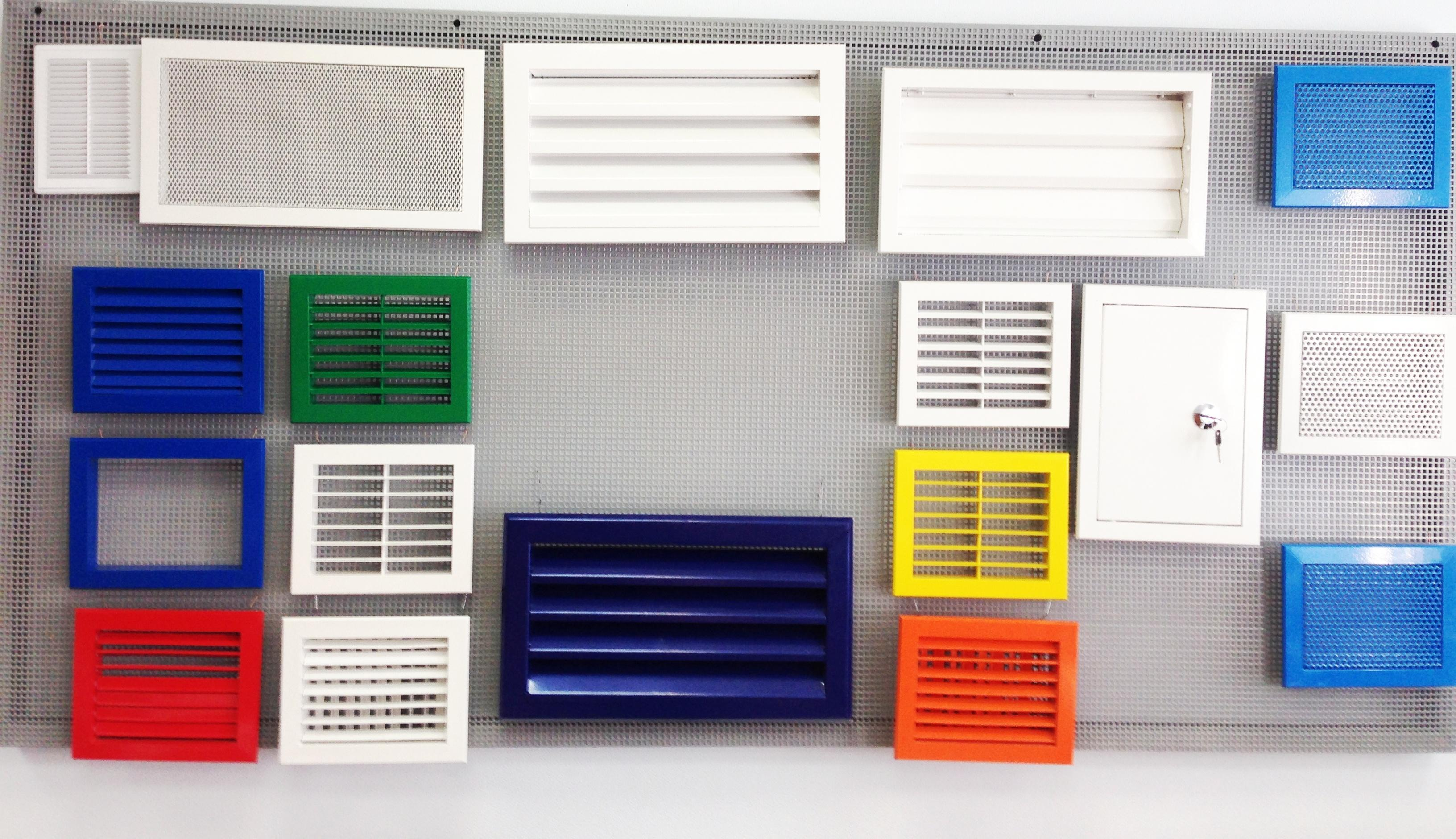 Вентиляционные решётки: разновидности, цены, рекомендации по установке