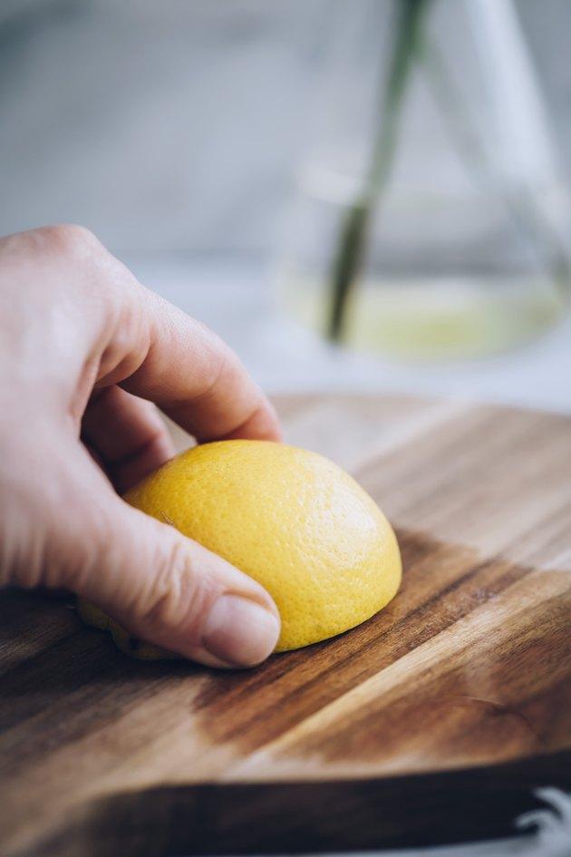 Как очистить лимоны от воска - wikihow