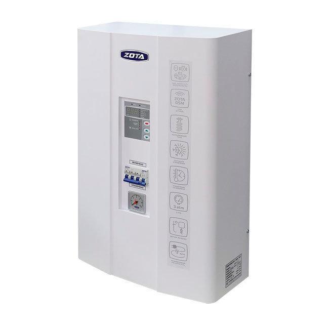 Отечественные отопительные электрические котлы zota (зота)